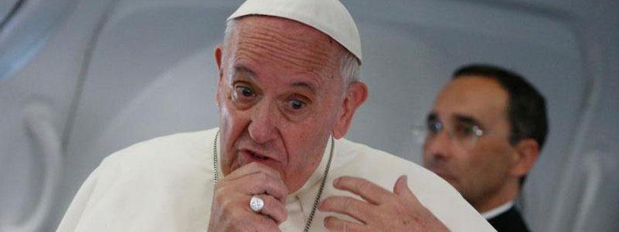 Un antiterrorisme chrétien : le pape François, la violence et la religion