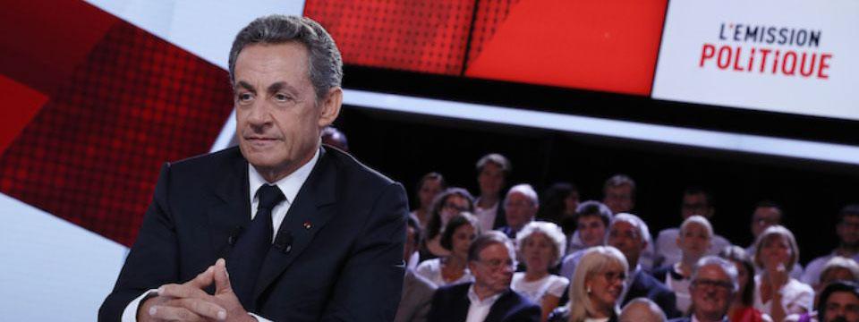 Le reniement de Nicolas Sarkozy