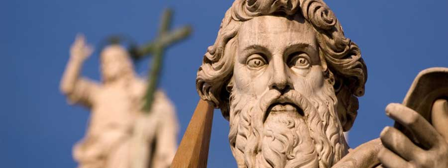 Saint Paul contre les identitaires ?