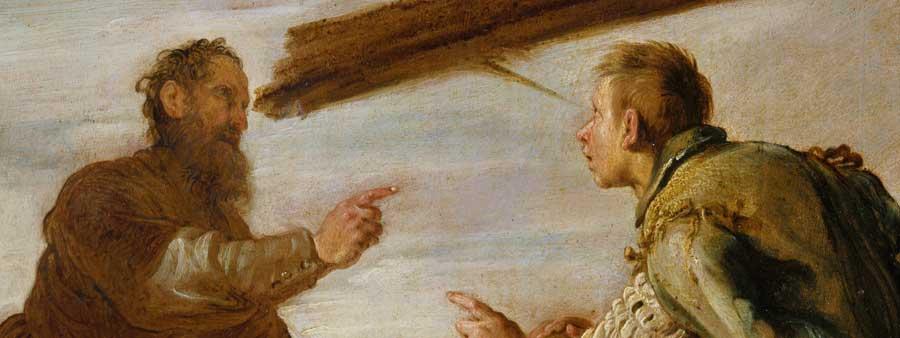 François Fillon, la paille, la poutre et le bien commun
