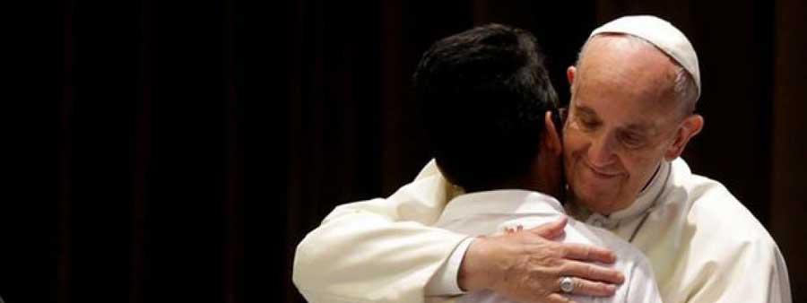 Le pape François, signe de contradiction