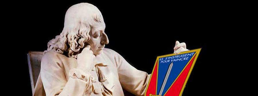 Blaise Pascal aux officiers, de la gloire et de la guerre
