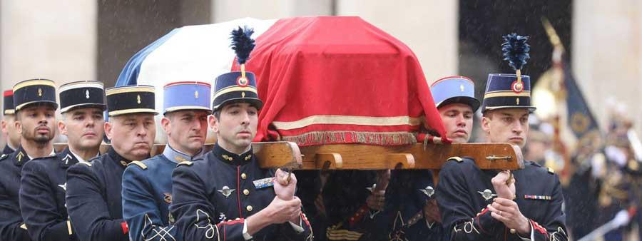 Arnaud Beltrame : un homme d'honneur